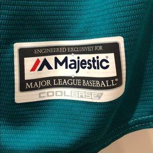 Majestic Shirts - Edgar Martinez Retro Mariners Jersey